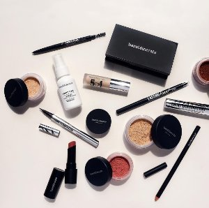 $10 Off Every $50 BareMinerals  @ macys.com