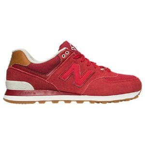 Men's New Balance 574 Collegiate Pack Casual Shoes| Finish Line