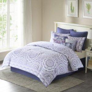 Home Classics Montserrat 10-pc. Comforter Set