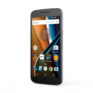 Prime Exclusive: Moto G (4th Generation) - Black - 32 GB - Unlocked