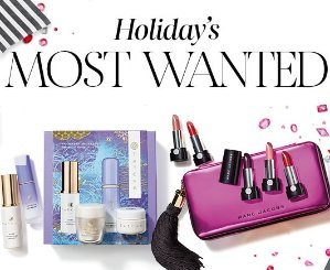From $6 Holiday's Most Wanted Gifts @ Sephora.com