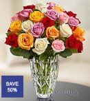 Up to 50% Off Flowers & Gifts