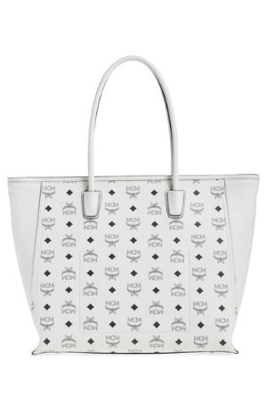 MCM 'Visetos' Coated Canvas Shopper @ Nordstom