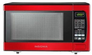Insignia™ 0.9 Cu. Ft. Compact Microwave