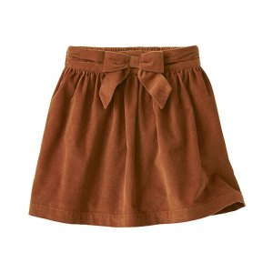 Girls Twirl A Lot Pincord Skirt | Sale $10 Girls