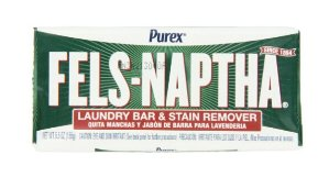 $0.87 Fels Naptha Laundry Bar and Stain Remover, 5.5 Ounce