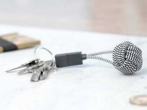 $14.99 Native Union - Lightning USB Charging Cable - Zebra