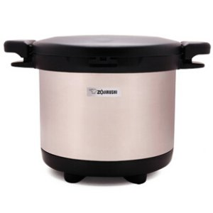 ZOJIRUSHI Stainless Steel Thermal Vacuum Cooking Pot