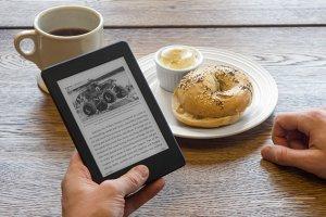 $99.99 Kindle Paperwhite E-reader - Black, 6