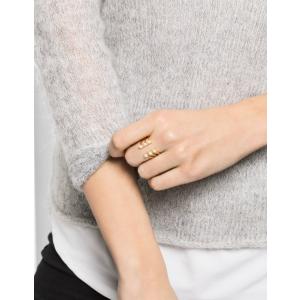 Pearl Crown Ring | BaubleBar