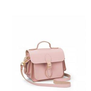 Dusky Rose Traveller Bag with Side Pockets | The Cambridge Satchel Company