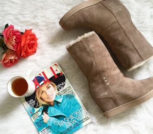 $46.8 Koolaburra La Cienega Women's Boots On Sale @ 6PM.com