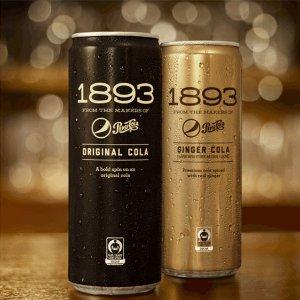 $11.25Pepsi Cola 1893 Original Cola Pack of 12