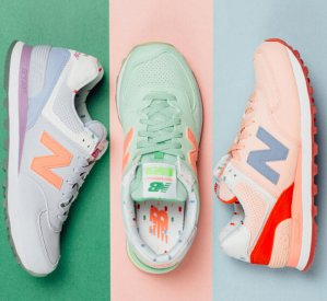 $59.98 Women's New Balance 574 State Fair Casual Shoes