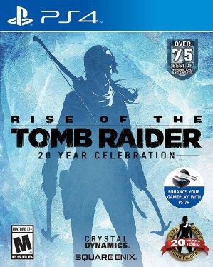 $34.99(原价$59.99)古墓丽影:崛起 20周年纪念版 - PlayStation 4