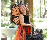 Toddler Monarch Butterfly Tutu Costume | Pottery Barn Kids