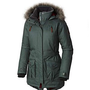 Women's Barlow Pass 550 TurboDown Warm Winter Jacket