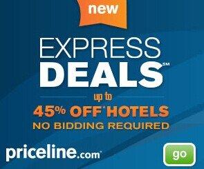 Priceline攻略最安全:教你查询隐藏在 Express Deals 背后的酒店!
