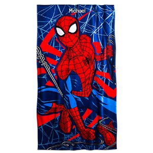 Spider-Man Beach Towel - Personalizable | Disney Store