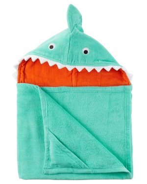 50% Off + Extra 20% Off $50 Hooded Towels Sale @ Carter's