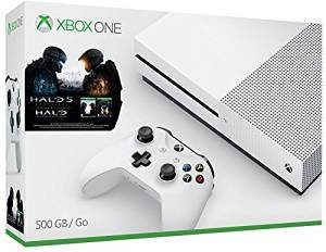 $299.99+$50GC Xbox One S 500GB Console - Halo Collection Bundle