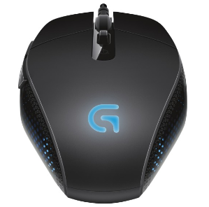 $24.99(reg.$49.99) Logitech - G303 Daedalus Apex Optical Gaming Mouse - Black