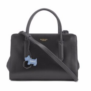 Radley Women's Liverpool Street Medium Ziptop Multiway Bag - Black