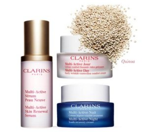 Gifts with Purchse (worth $200) with Clarins Purchase over $150 @ Nordstrom Dealmoon Exclusive!