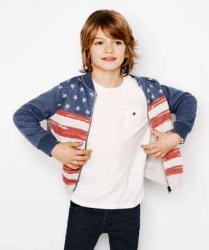 Up to 50% Off Select Boy's Jackets Sale @ Zara