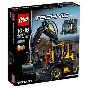 £69.99 LEGO TECHNIC: VOLVO EW160E (42053)