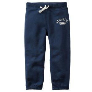 Fleece Active Pants   Carters.com