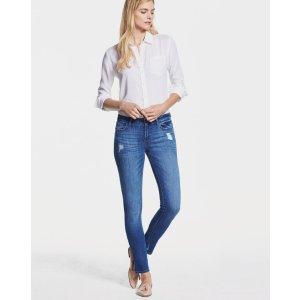 Florence Jean - Abrams | DL1961 Premium Denim|DL1961 Premium Denim | 4 Way Stretch | Xfit Jeans | Shop Womens & Mens Jeans, Perfect Fitting Jeans