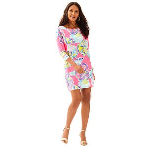Marlowe Boatneck T-Shirt Dress | 97181 | Lilly Pulitzer