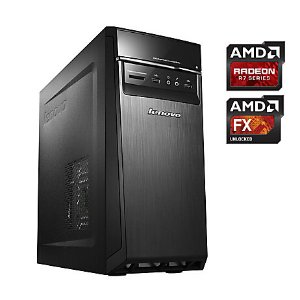Lenovo H50 Desktop PC (AMD FX,16GB ,2TB)