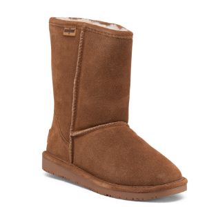 Suede Calgary Short Boots - Shoes - T.J.Maxx