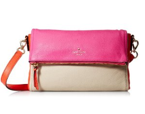 $98.96 kate spade new york Cobble Hill Marsala Convertible Cross-Body Bag