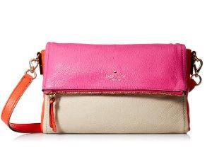$98.96 kate spade new york Cobble Hill Marsala Convertible Cross-Body Bag