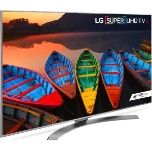 $797LG 55 Inch 4K Ultra HD Smart TV 55UH7700 + $200 eGift Card
