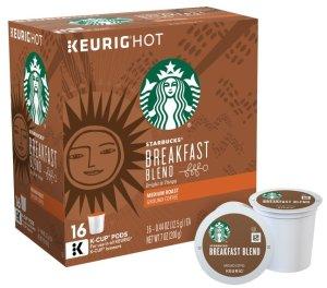 $7.99 Select K-Cup Packs