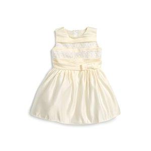 Dorissa Lace Fit & Flare Dress (Baby Girls)