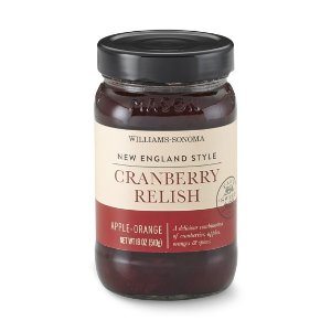 Williams-Sonoma Apple-Orange Cranberry Relish | Williams-Sonoma