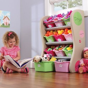 Extra 20% Off + Extra 15-30% Off + Kohl's CashSelect Kid's Storage Items @ Kohl's