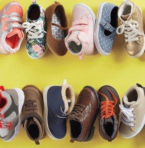 $15 Shoes! $20 Boots! Flash Sale @ Carter's