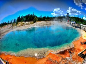 Up to 30% Off Yellowstone Travel Package @ woqu.com