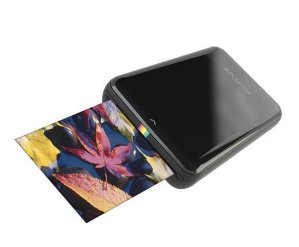 Polaroid ZIP Mobile Printer w/ZINK Zero Ink Printing Technology - Compatible w/iOS & Android Devices