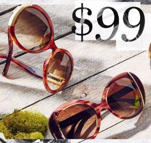 Up to 77% Off Fendi, Chloe, Alexander McQueen Sunglasses Sale  @ Rue La La