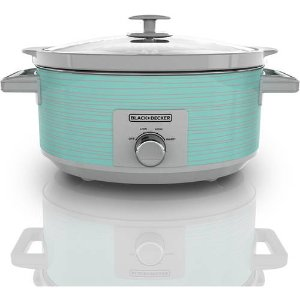 $29.92Black and Decker 7-Quart Slow Cooker with 3 Heat Settings