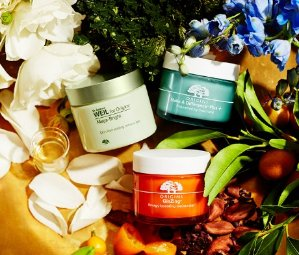 Pick your Deluxe Moisturizer Sample with Any $45 Order + Spend $65 Get a Free Deluxe GinZing Moisturizer (30ml) @Origins