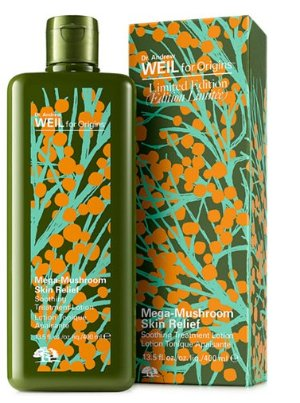 $50 Origins Dr. Andrew Weil Mega-Mushroom Skin Relief Soothing Treatment Lotion, 13.5 oz