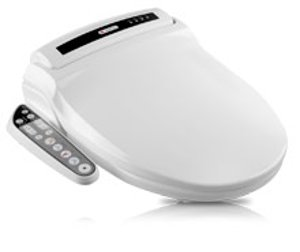 $599.00 ATS-908 Elongated/Round White Toilet Seat @ Lotus Hygiene Systems
